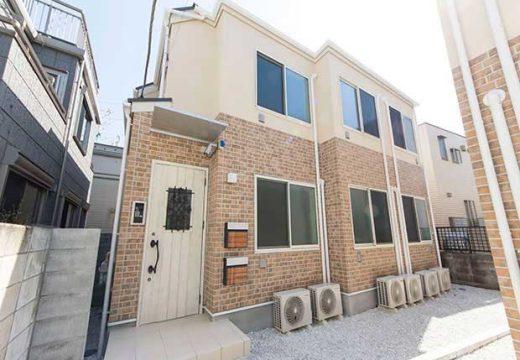 Tokyo, Sharehouse, Xrosshouse, housing, real estate, private room, cheap, living, Japan, study abroad, dormitory,Magome,Gotanda,Ota,Metropolitan Asakusa Line