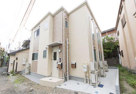 東京 シェアハウス クロスハウス 一人暮らし 上京 家賃 賃貸 個室 ワンルーム 安い 家電付き 家具付き 家具家電 京急本線 子安 横浜市