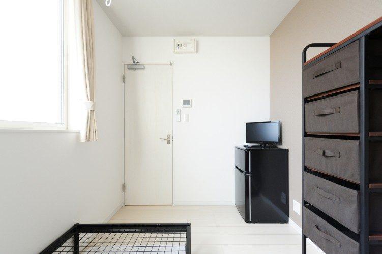 東京 シェアハウス クロスハウス 一人暮らし 上京 家賃 賃貸 個室 ワンルーム 安い 家電付き 家具付き 家具家電 中村橋 池袋 新宿