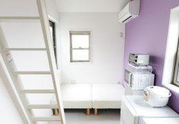 東京 シェアハウス クロスハウス 一人暮らし 上京 家賃 賃貸 個室 ワンルーム 安い 家電付き 家具付き 家具家電 方南町 丸の内
